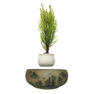 Japanese Levitating Planter Pot