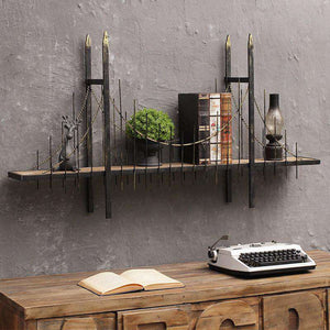 Industrial London Bridge Shelf