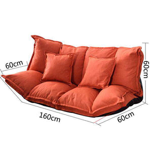 Modern Floor Couch & Sofa Bed