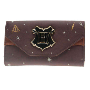 Harry Potter | Hogwarts Crest | Tri-Fold Wallet