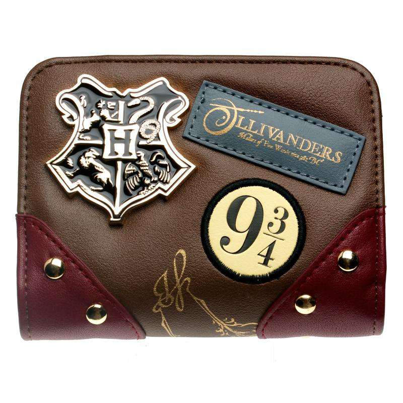 Harry Potter | Diagon Alley | Wallet & Clutch - Brown