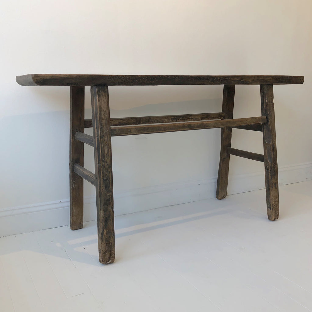 Chinese Trestle Table
