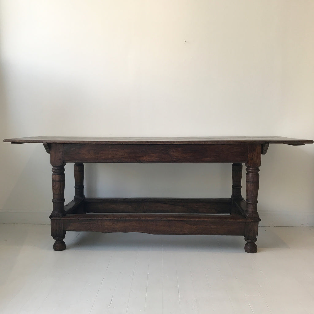 Danish Trestle Table