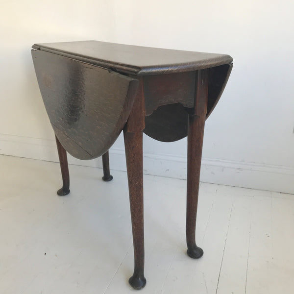Gate-leg Side Table