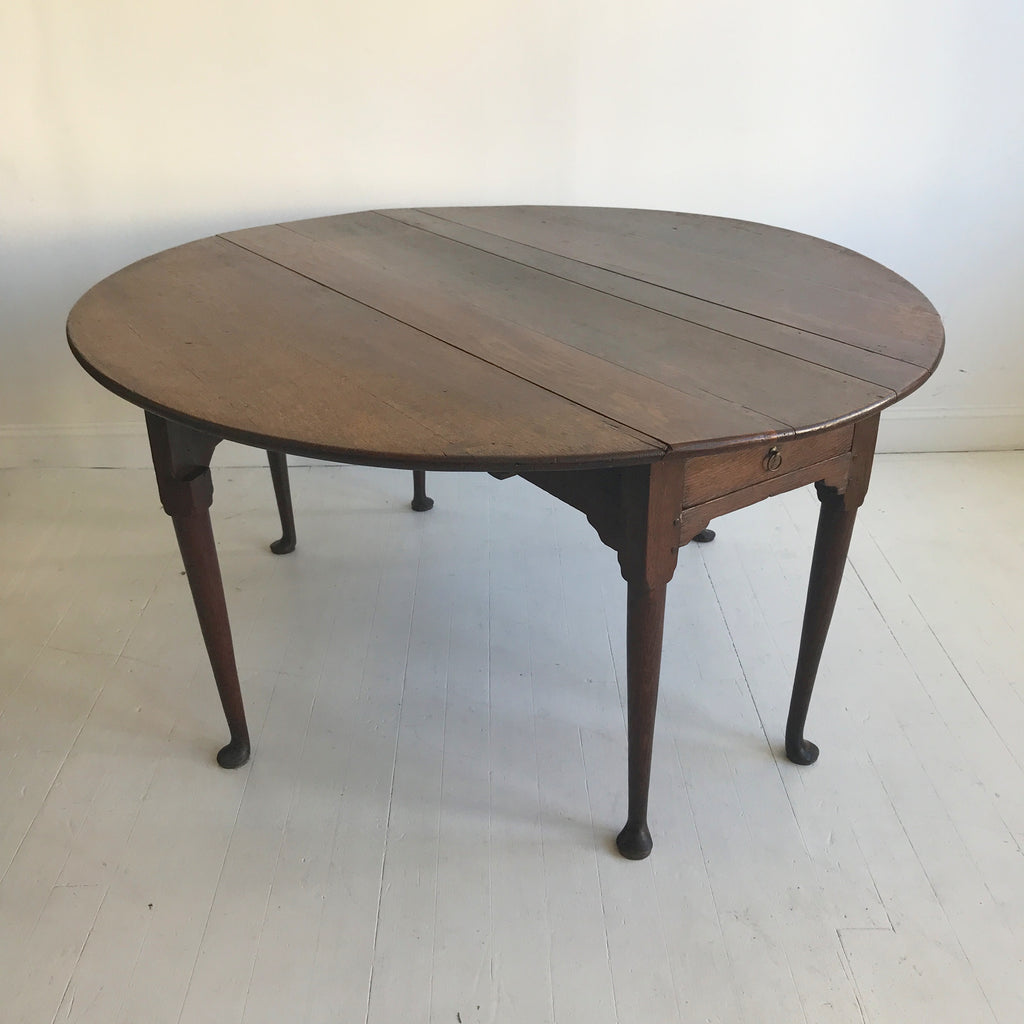 Oak Gate-leg Table