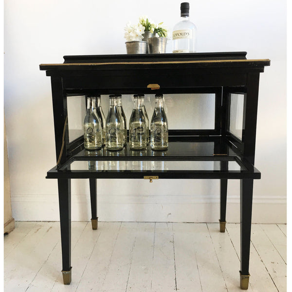 English Bar Cart