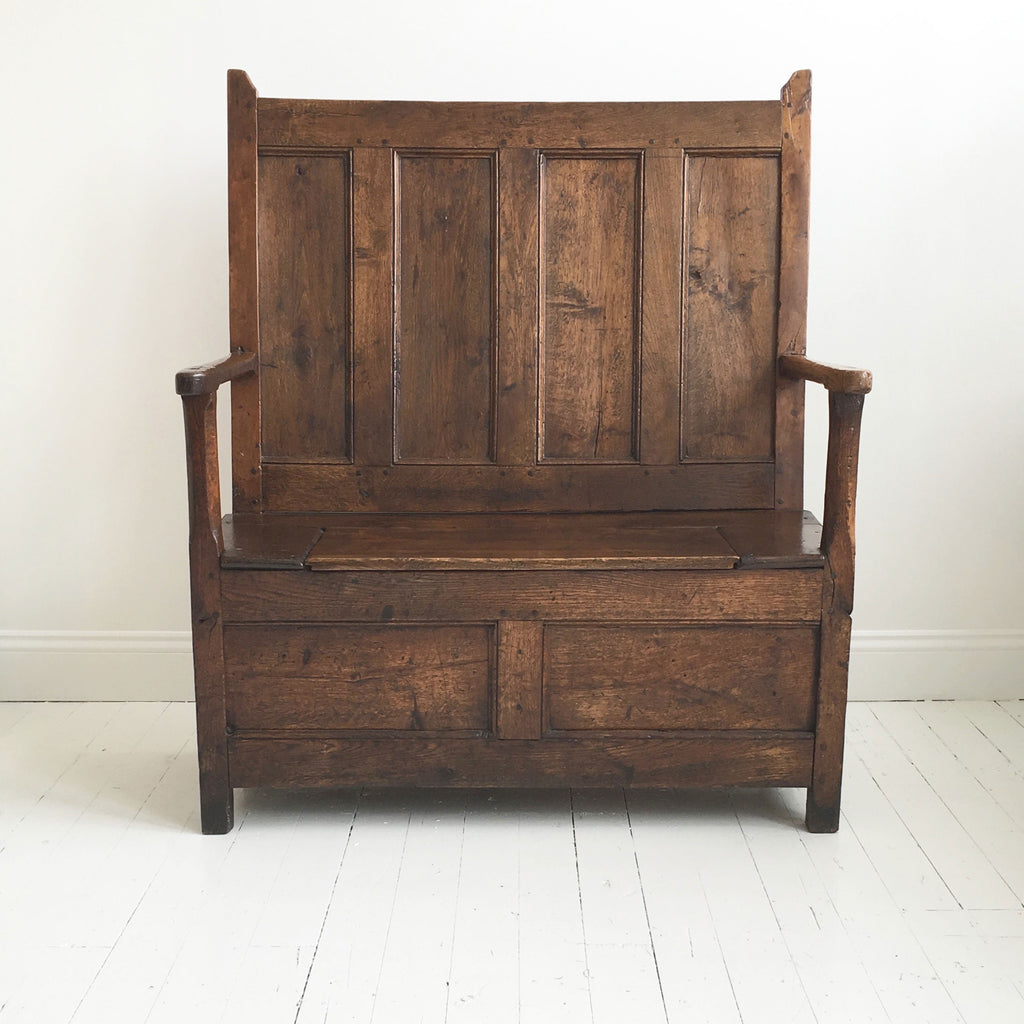 English Settle Bench