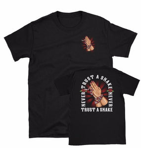 Special Edition Never Trust A Snake Tee