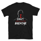 I Can't Breathe, Justice for George Floyd T-Shirt