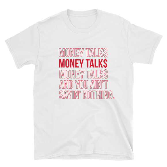 Money Talk$ Tee