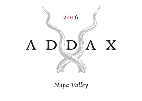Addax Napa Valley Red Blend 2016 - 750ml