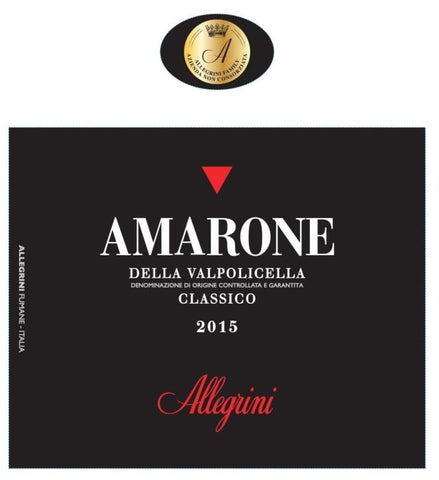 Allegrini Amarone 2015 - 750ml