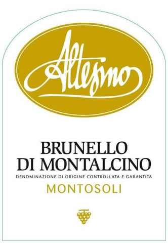 Altesino Brunello di Montalcino Montosoli 2015 - 750ml