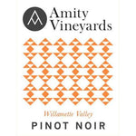 Amity Pinot Noir Willamette 2018 - 750ml