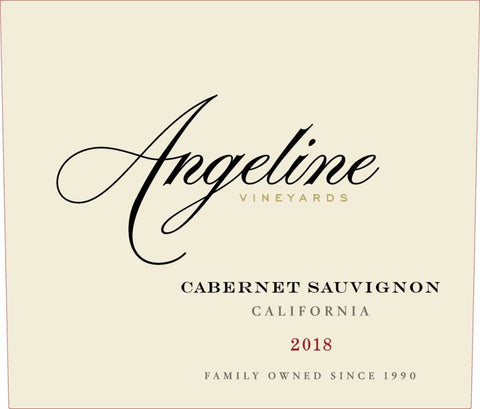 Angeline California Cabernet Sauvignon 2018 - 750ml