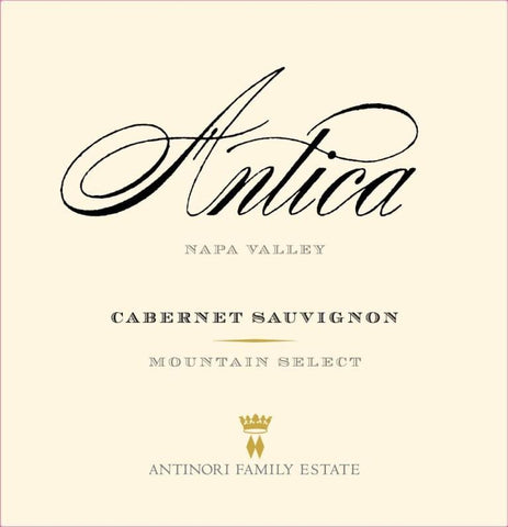 Antica Cabernet Sauvignon Mountain Select 2017 - 750ml
