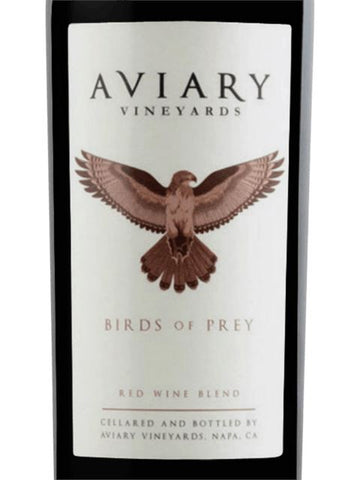 Aviary Birds of Prey Red Blend 2018 - 750ml