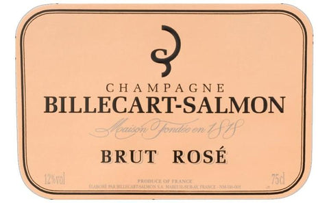 Billecart-Salmon Brut Rose - 750ml