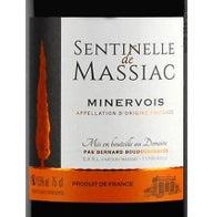 Chateau Massiac Minervois Sentinelle Rouge 2019 - 750ml