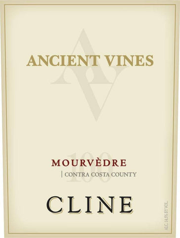 Cline Ancient Vine Mourvedre 2018 - 750ml