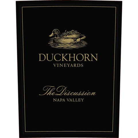 Duckhorn The Discussion Red 2016 - 750ml