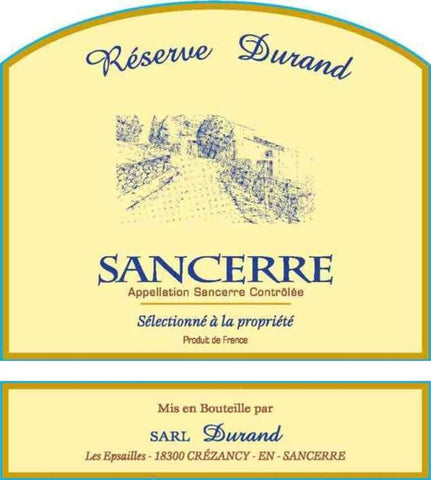 Durand Reserve Sancerre 2019 - 750ml
