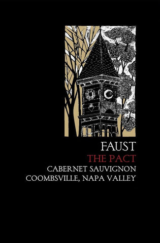 Faust The Pact Cabernet 2016 - 750ml