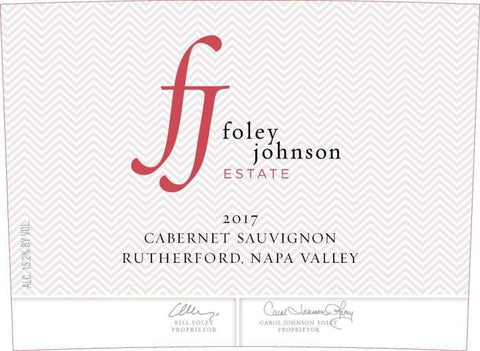 Foley Johnson Napa Cabernet Sauvignon 2017- 750ml