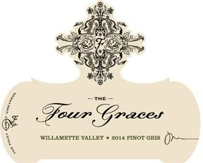 Four Graces Pinot Gris 2019 - 750ml