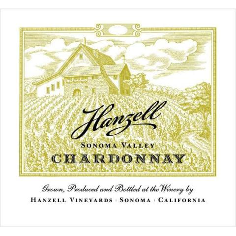 Hanzell Sonoma Estate Chardonnay 2015 - 750ml