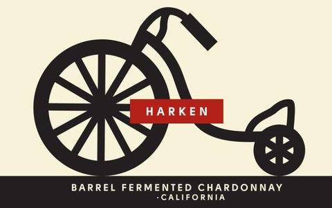 Harken Barrel Fermented Chardonnay 2019 - 750ml