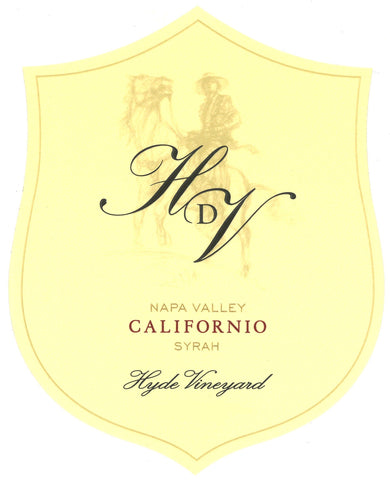 HDV Californio Syrah 2016 - 750ml