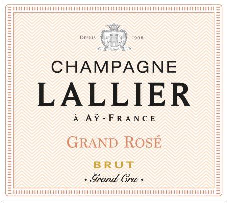 Lallier Grand Cru Rose Brut NV - 750ml