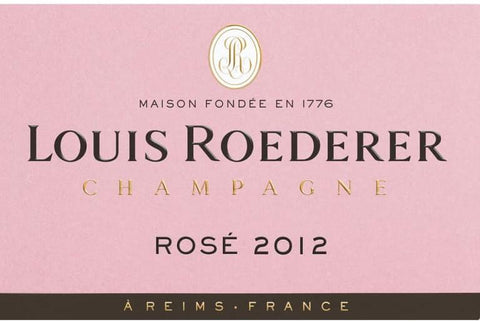 Louis Roederer Brut Rose 2013 - 375ml