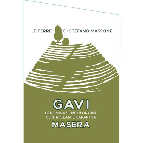 Massone Gavi Masera 2019 - 750ml