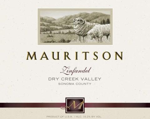 Mauritson Dry Creek Zinfandel 2018 - 750ml