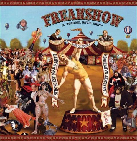 Michael David Freakshow Cabernet 2018 - 750ml