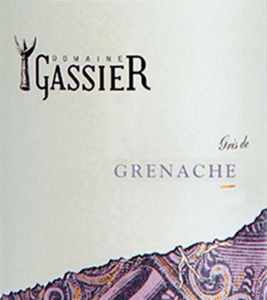 Michel Gassier Gris de Grenache Rose 2019 - 750ml