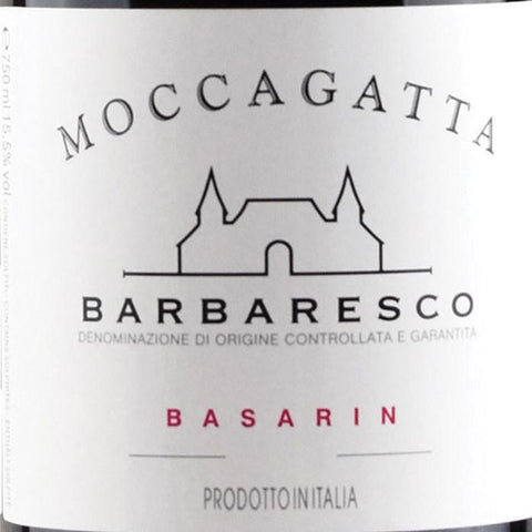 Moccagatta Barbaresco Basarin 2016 - 750ml
