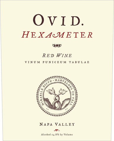 Ovid Hexameter 2016 - 750ml
