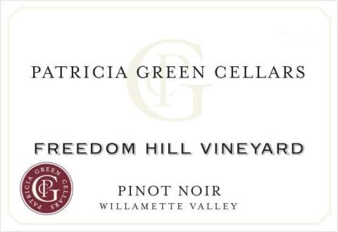 Patricia Green Freedom Hill Pinot Noir 2018 - 750ml