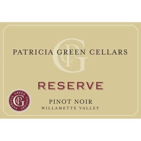 Patricia Green Reserve Pinot Noir 2019 - 750ml