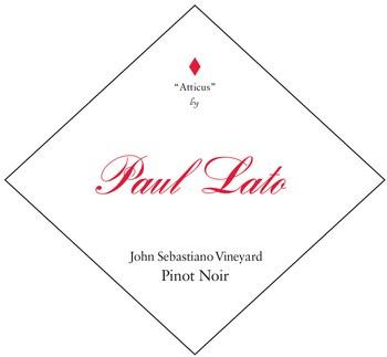 Paul Lato Atticus Pinot Noir 2018 - 750ml