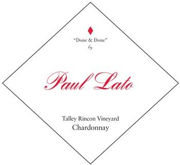 Paul Lato Done & Done Chardonnay 2017 - 750ml