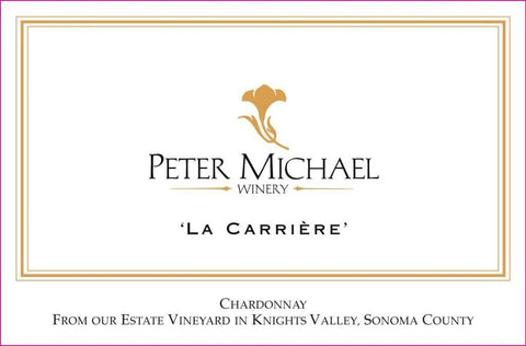 Peter Michael La Carriere Chardonnay 2018 - 1.5L