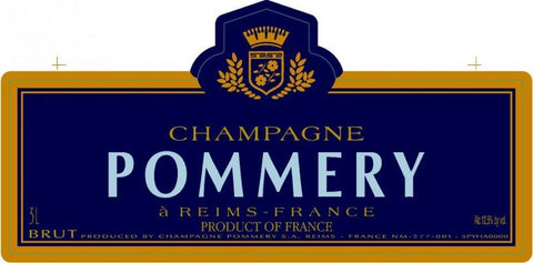 Pommery Brut Royal NV - 3L