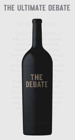 The Debate Ultimate Debate Red 2016 - 1.5L