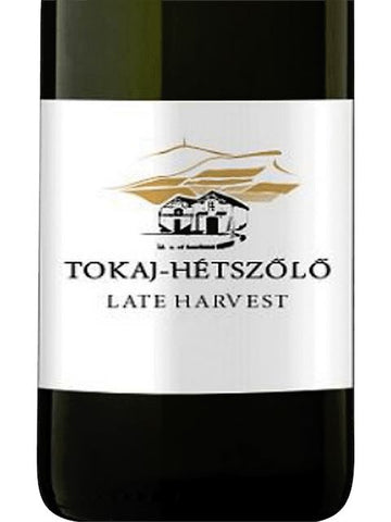 Tokaj-Hetszolo Late Harvest 2015 - 500ml