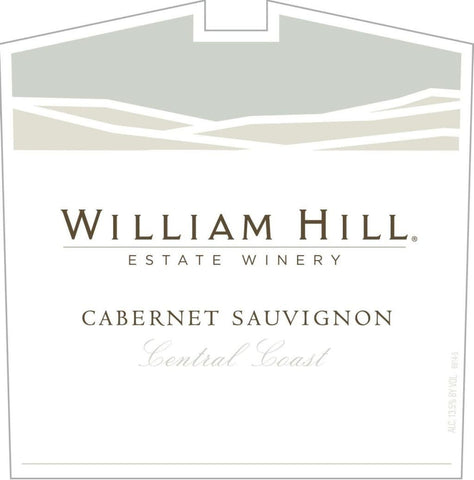 William Hill Cabernet Sauvignon CC 2018 - 750ml