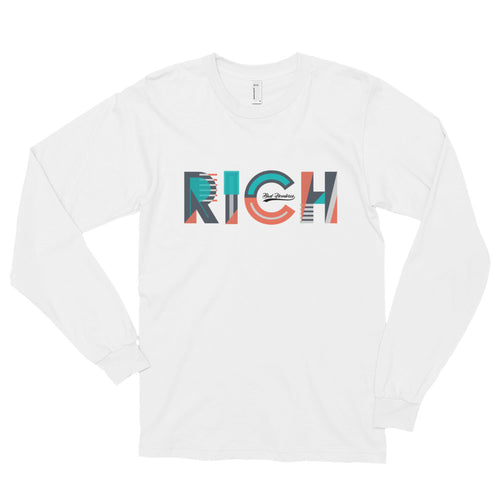 Rich Long Sleeve Tee by S. M1nd